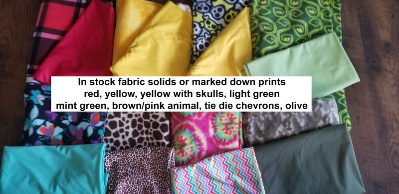 Rump Rug - solid colors
