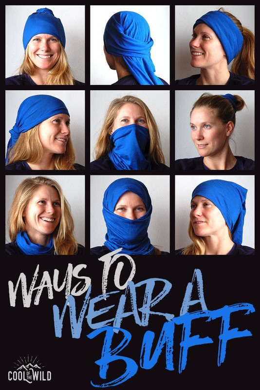 Check out https://coolofthewild.com/how-to-wear-a-buff/ to see more detail on how to wear a buff