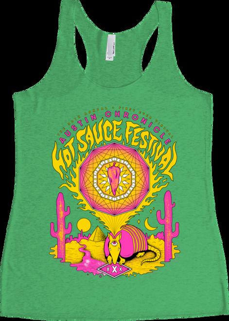 2020 Hot Sauce Festival Psychedillo Tank