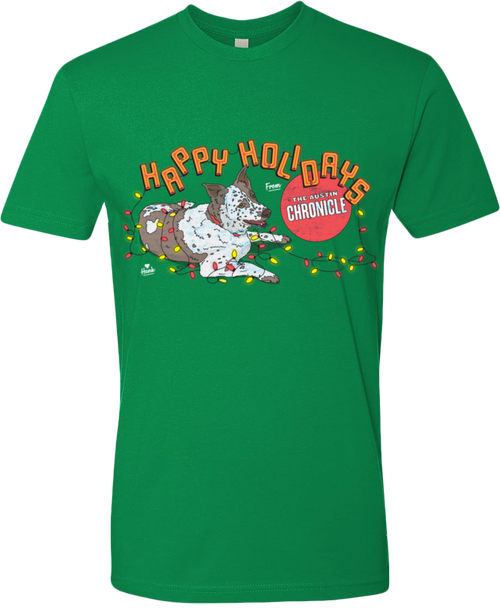 Hank for the Holidays T-Shirt