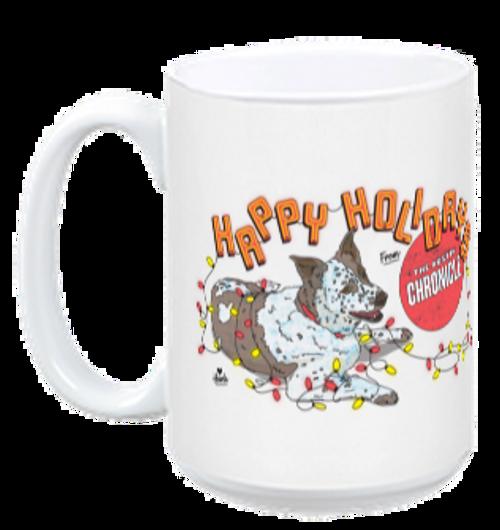 Hank for the Holidays Mug