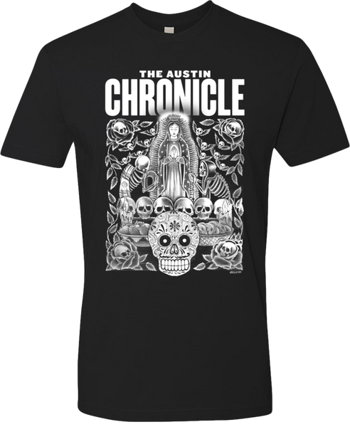 Dia De Los Muertos T-Shirt (New Logo)