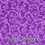 Purple Filigree