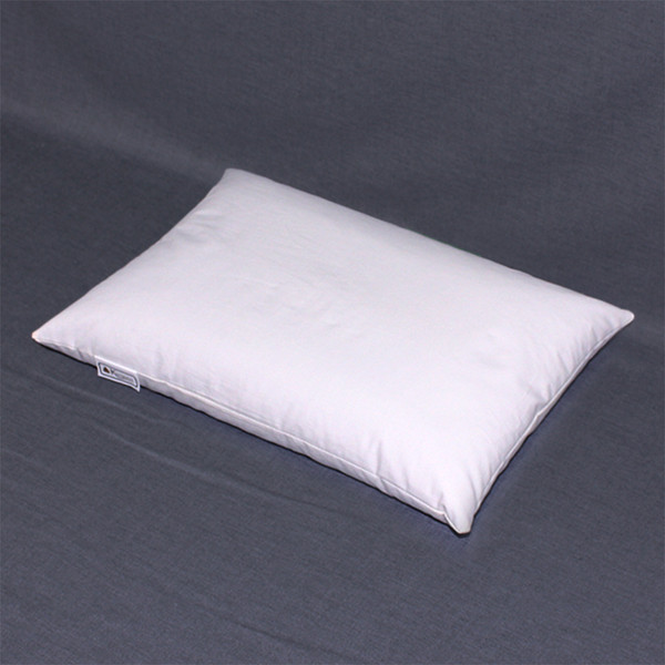 16 x 11 Travel / Child's Buckwheat Hull Pillow with no cover