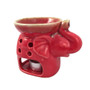 Elephant Oil Burner Red