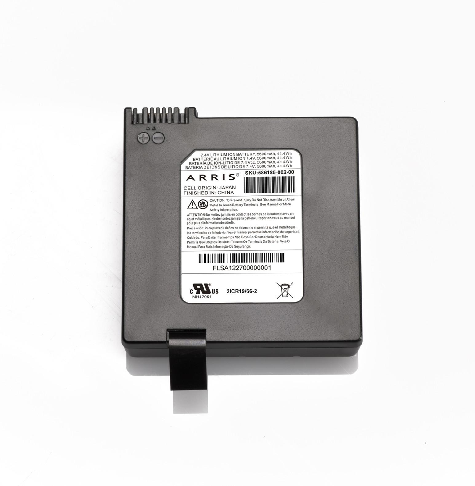 At T Nvg589 Nvg599 U Verse Gateway Replacement Battery Sku 586185 002 00 Surfboard Store