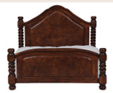 Cattle Baron Arched Bed