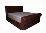 Fifth Avenue Sleigh Bed