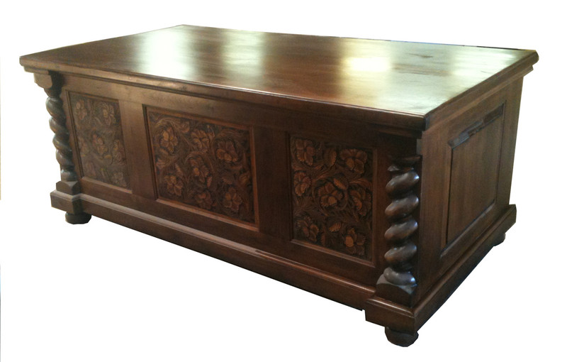 Cattle Baron Executive Desk