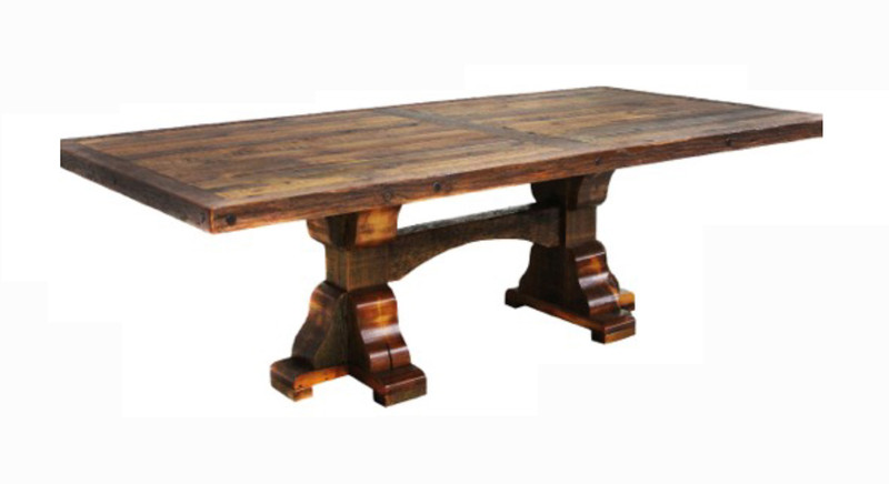 Arizona Trestle Dining Table