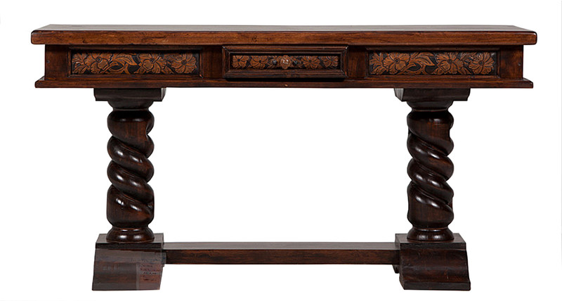California Twist Sofa Table