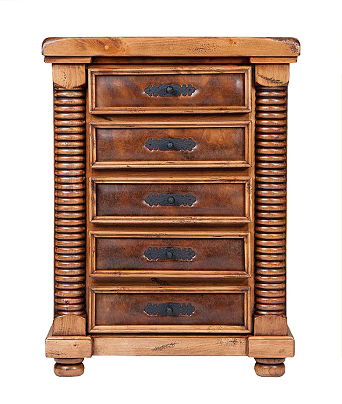 Cattle Baron Classic 5 Drawer Chest