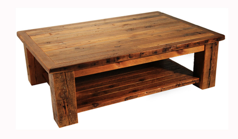 Wrangler Coffee Table
