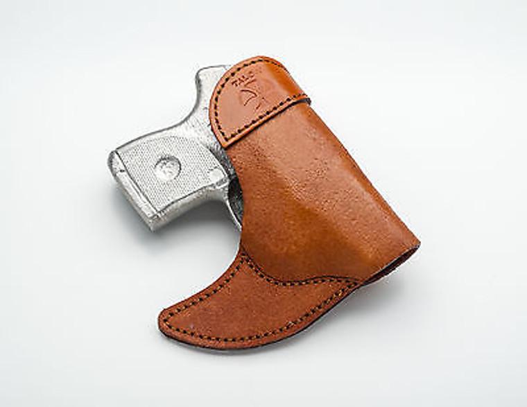 Talon Ruger LCP, Kel-Tec P3AT Front Pocket Holster