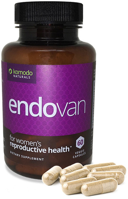 Endovan - 60 caps - 30 days on dissolving dose - Nattokinase dissolves scar tissue and blood clots.