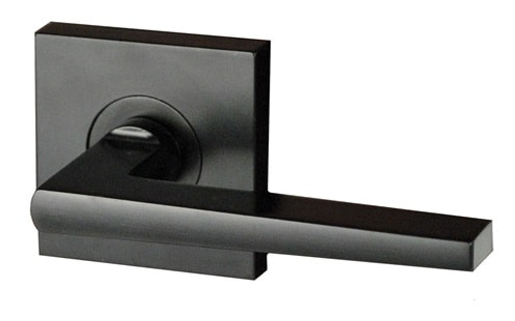 Nidus Marino black door handle square