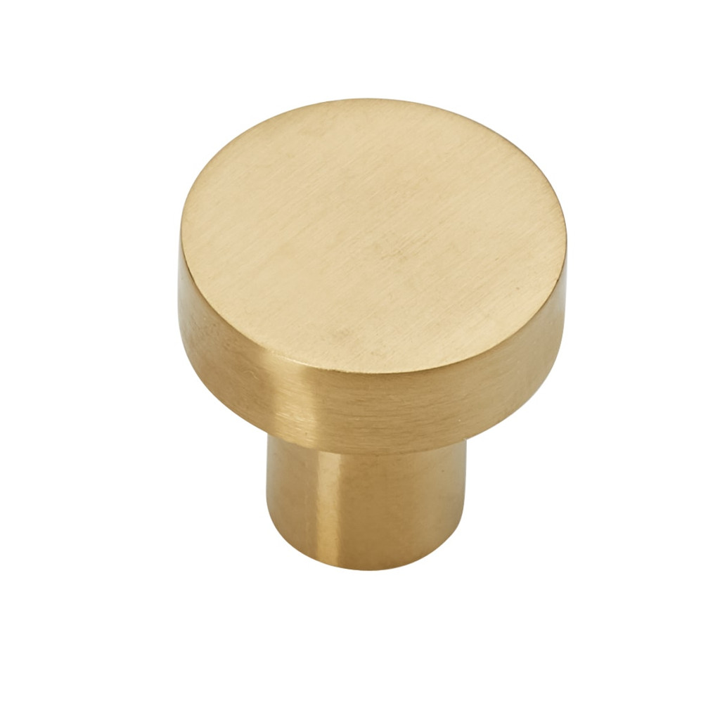 brass 25mm pull knob