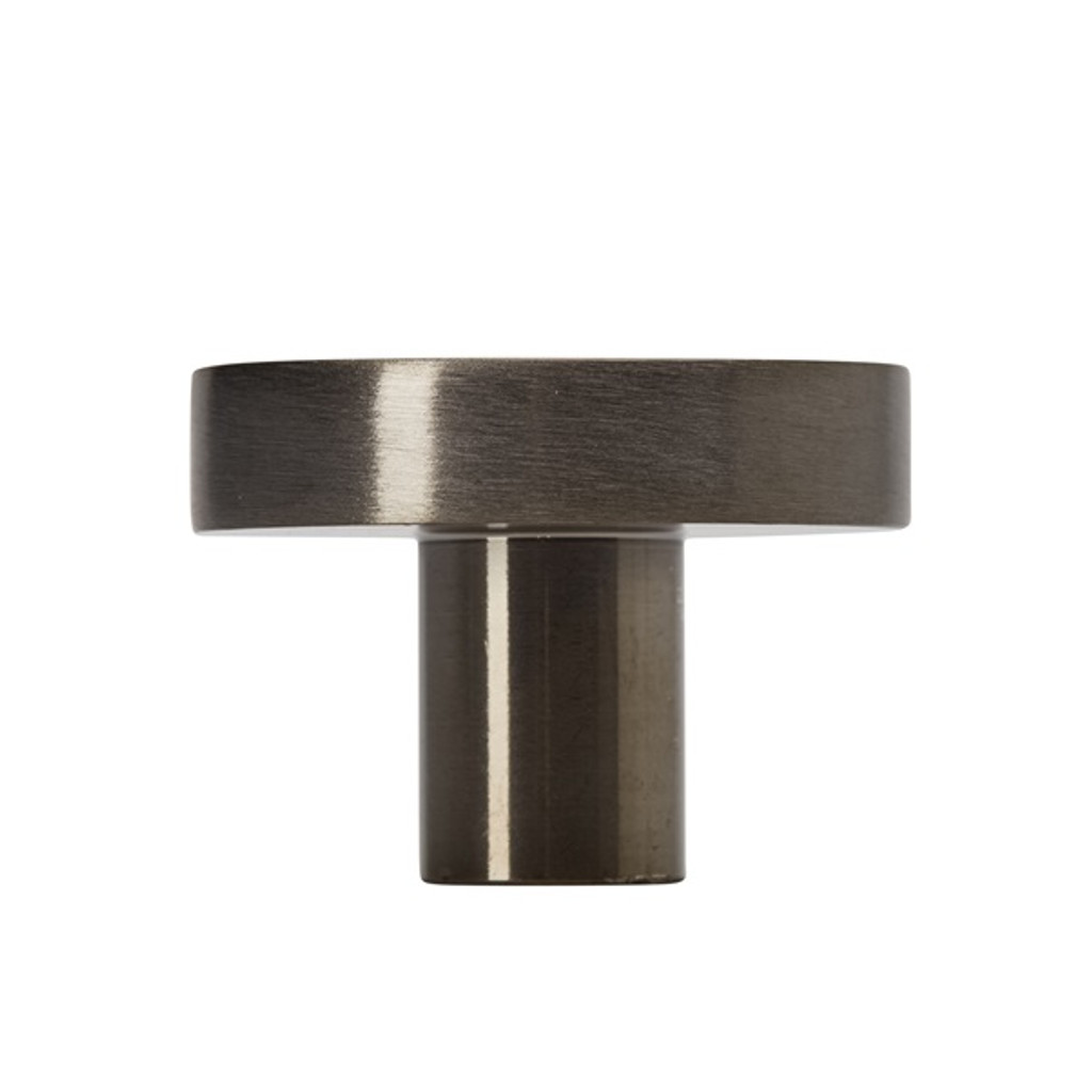gunmetal grey 35mm knob side 2