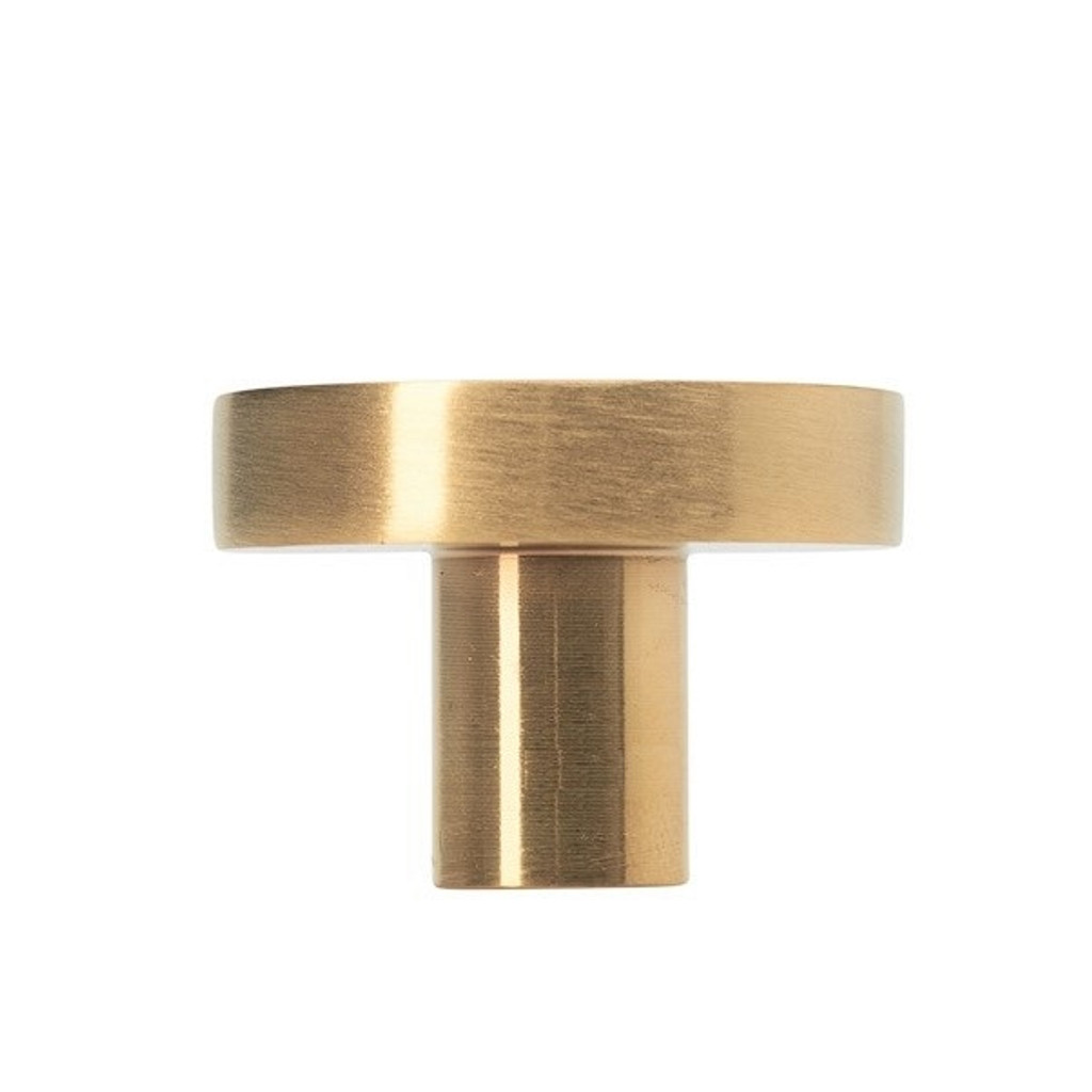 brass 35mm knob side 2