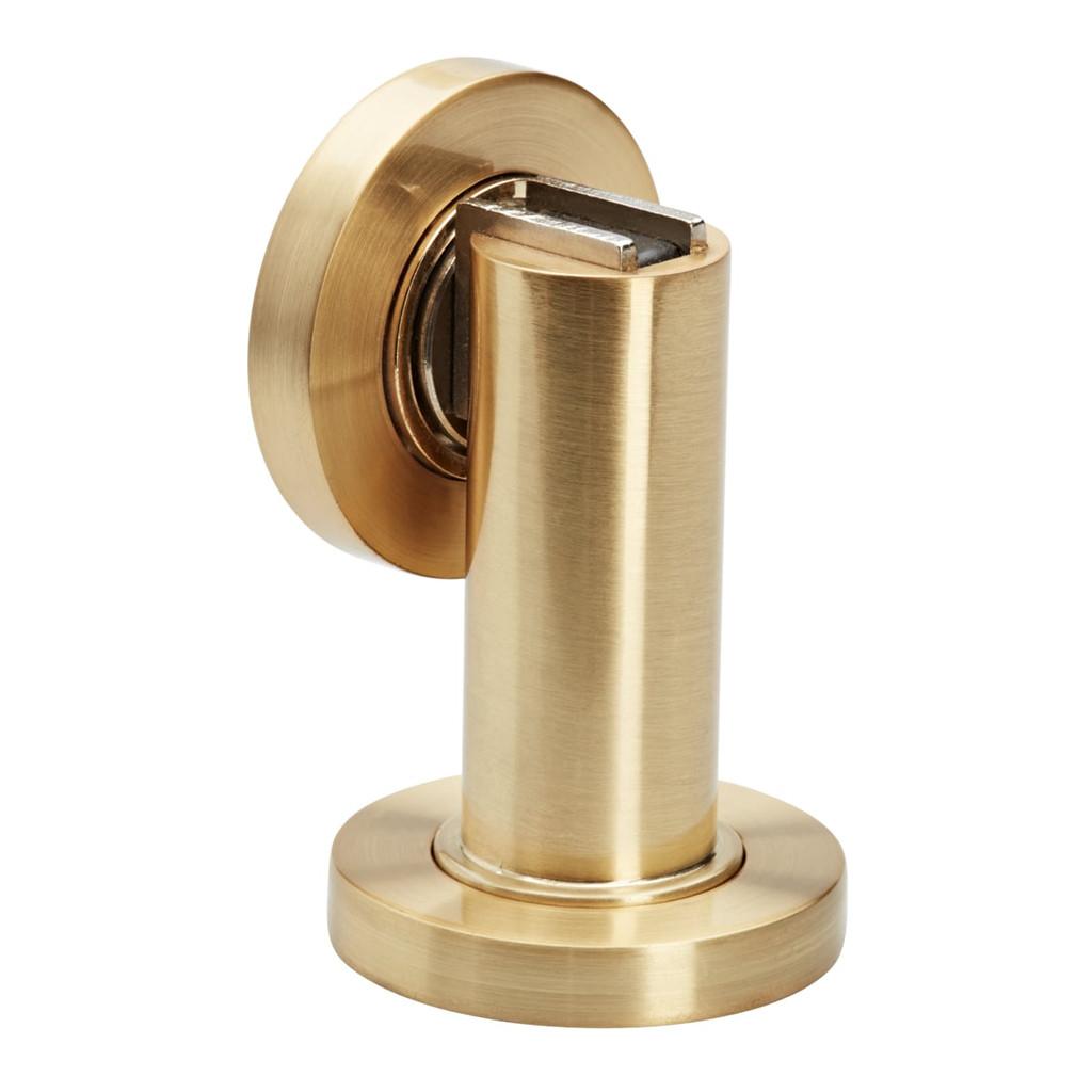brass magnetic door stop