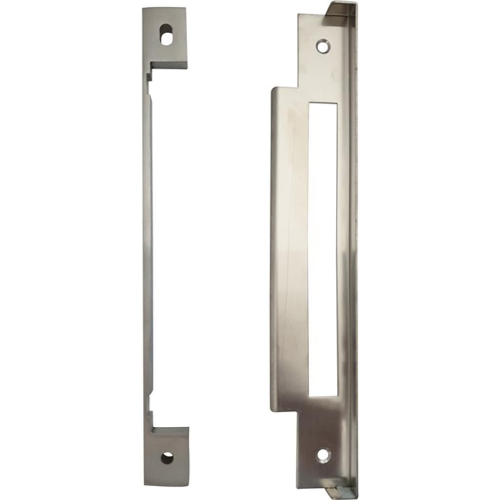 Steel entrance rebate kit
