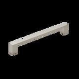 192mm satin nickel cupboard pull handle