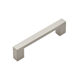 96mm satin nickel cupboard pull handle