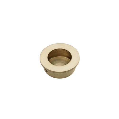 brass 30mm flush pull