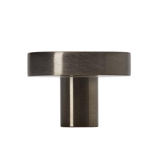 gunmetal grey 35mm knob side 2