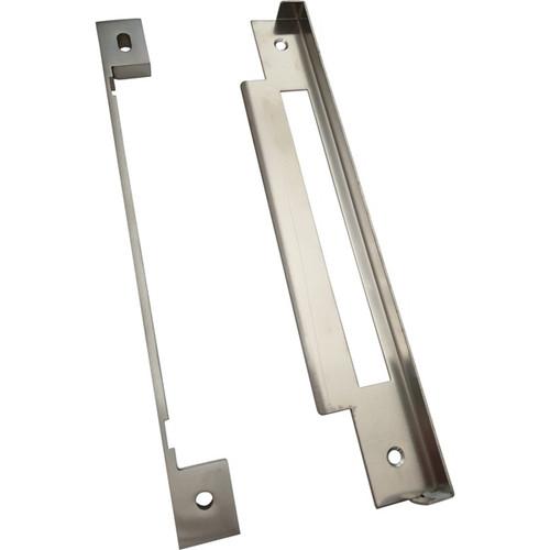 Steel entrance rebate kit side