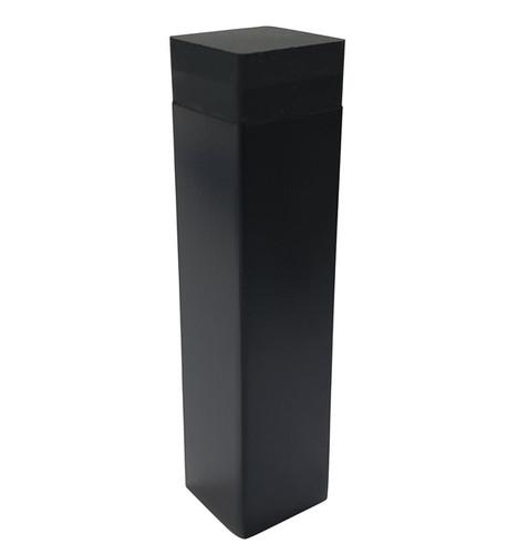 black square rubber door stop