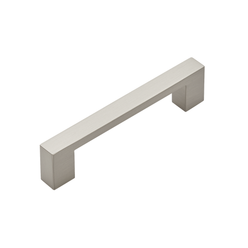 96mm satin nickel cupboard pull handle