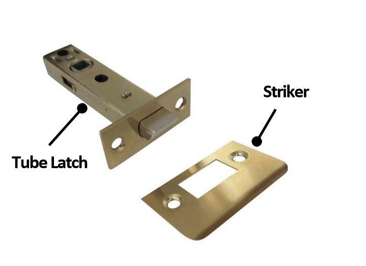 what is a door striker