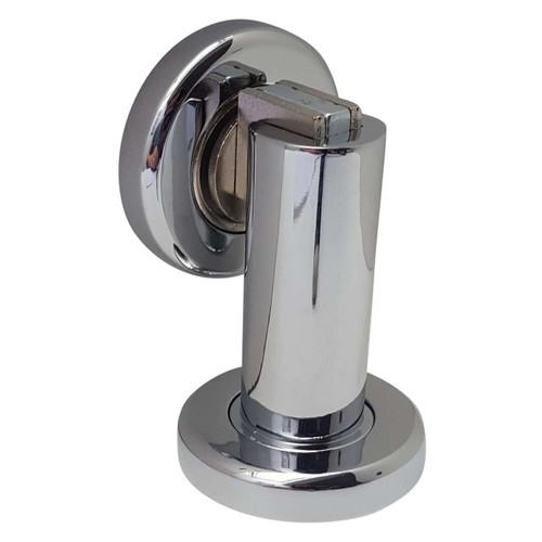 Chrome Magnetic Door Stop Hardware Box