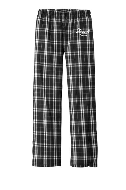 DT2800 - District Women's Plaid Pant