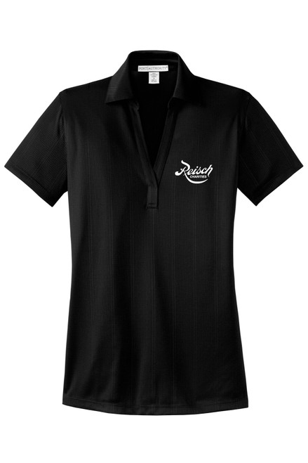 L528 - Port Authority Ladies Performance Fine Jacquard Polo