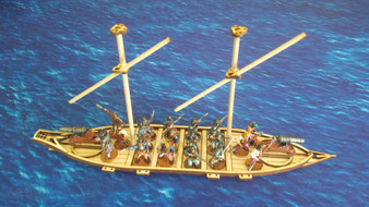 28mm American Gunboat
