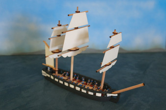 10mm  18-Gun Sloop