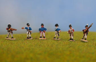 10mm British Navy Officers