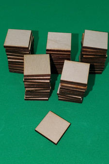 Base 20mmsquare (50 bases)