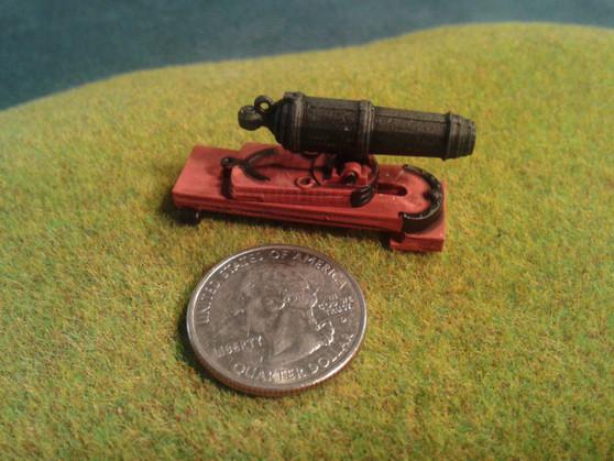 28mm 12lb Carronade