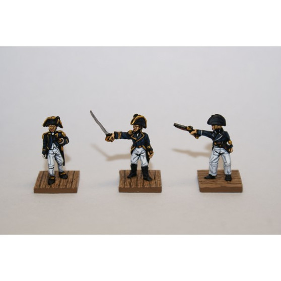 ROYAL NAVY Frigate Crew Pack