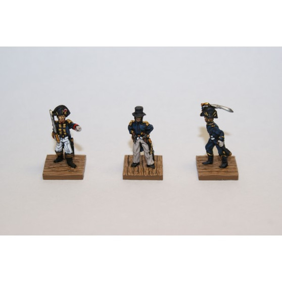 FRENCH NAVY Gunboat Crew Pack