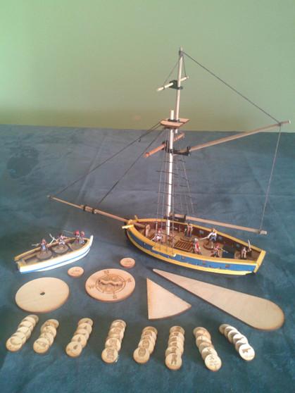High Seas Starter Set