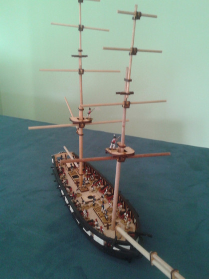 18mm 18-Gun Brig HMS Frolic