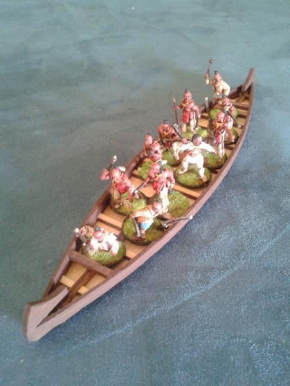 Large Canoe