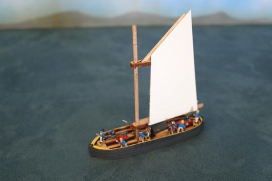 10mm  British Gunboat