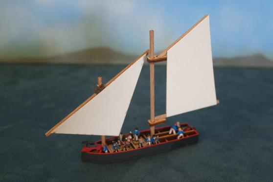 10mm  French Gunboat