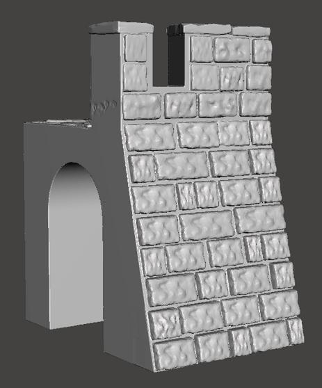 Vauban Fortress Kickstarter Sample