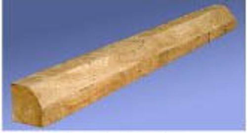 4x4x5' Beveled Timber